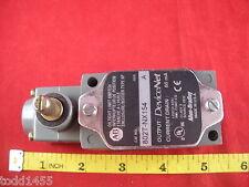 Allen Bradley 802T-NX154 Limit Switch Ser A 75004-466-51 Operator Head DeviceNet