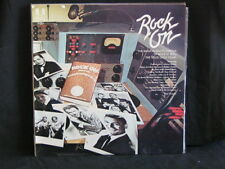 ROCK ON. 33 LP RECORD ALBUM Dion Bobby Vinton Guy Mitchell Jimmy Dean