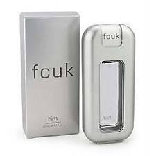 FCUK HIM French Connection United Kingdom 3.4 oz EDT Mens Spray Cologne New NIB