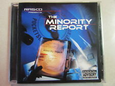 RASCO PRESENTS THE MINORITY REPORT 2004 14 TRK CD CALI AGENTS PLANET ASIA OOP