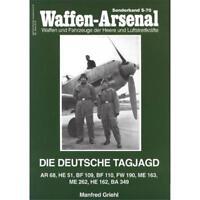 Waffen Arsenal Sonderband (WASo S-70) Die deutsche Tagjagd