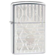 Zippo 29509 Playboy Bunny Logo High Polish Chrome Finish Lighter