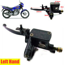 Motorcycle Left Hand Hydraulic Brake Master Cylinder& Handle Lever For Dirt Bike