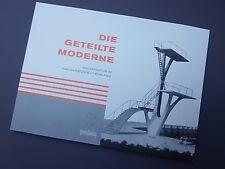 bauhaus buch die geteilte moderne - architektur im nachkriegs deutschland - m.cd