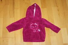 Pullover mit Kapuze von Topolino in Rosa Größe:74 (Top Zustand)