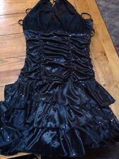 My Michelle Formal Dress Black & Sparkles Size M Medium ECU Holiday Party 10-12
