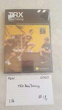 TRX Basic Training - NEW Condition - Fitness DVD