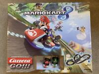 Carrera Go!!! Mario Kart 8 - Perfect - 1:43 Scale Slot Racing System - Complete