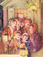Old Fashioned Christmas Carolers