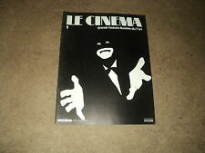 LE CINEMA 001/82 AL JOLSON JOHN GILBERT JEAN GABIN BESSIE LOVE GRETA GARBO MARX