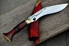 "Genuine Gurkha Kukri - 5"" Cheetlange Wooden Handle Kukri ( Kitchen knife) GK&co"