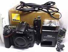 Nikon D 7000 Digital Camera 96100 shot[Very Good! LCD scratch]No.2122469 Japan