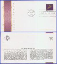 USA3 #3366 U/A FLEETWOOD FDC   Christmas Deer purple