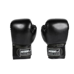 Children Kids Boxing Sparring Training Gloves Kick Boxing Punching Gloves Mitts