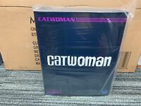 Mezco ONE:12 CATWOMAN black suit  GOOD KNEES AND ELBOWS