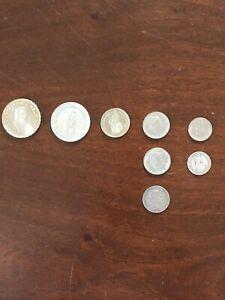 Schweizer Franken Münzen Konvolut