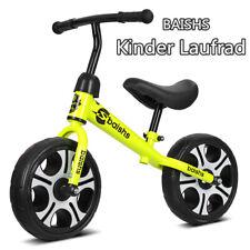 """Kinder Laufrad 12"""" Ab 2 Jahre Kinderlaufrad Fahrrad Jungen MäDchen Classic C0S8"""
