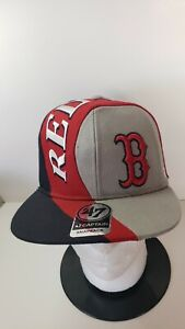 🔥🔥OFFICIAL BOSTON RED SOX MLB '47 CAPTAIN ADJUSTABLE SNAPBACK Hat⚾⚾