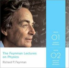 The Feynman Lectures on Physics Vols. 1 & 2  12 CD Set