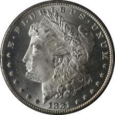 1881-CC GSA Morgan Silver Dollar NGC MS63+ Bright White Great Eye Appeal