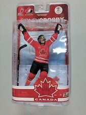 NHL MCFARLANE CROSBY FIGURINE TEAM CANADA 2010 OLYMPICS ''The Golden Goal''