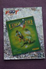 VIGNETTE PANINI  FOOTBALL FOOT 2006 // N°23 1ère PAGE MAGAZINE FOOT 98 BRILLANT