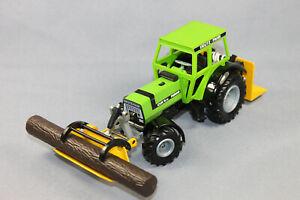 Siku 3550 Deutz Forstschlepper (DX 6.31 TURBO) Farmer-Serie im Maßstab 1/32