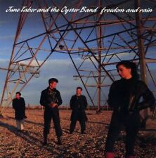 Tabor, June & The Oyster Band - Freedom And Rain #3407 (1990, Cd)