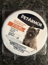 PetArmor Flea & Tick Collars for Small Dogs 2 Collars (12 Month Protection) $30