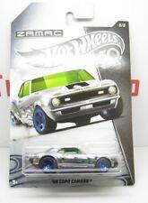2011 1968 COPO CAMARO 1:64 NEUF Hotwheels de voitures