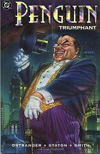 1992 PENGUIN TRIUMPHANT ( ONE SHOT ) BATMAN APPEARANCE GRAPHIC NOVEL  DC VF+