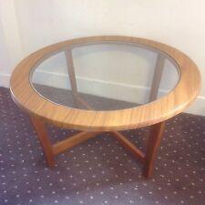 Glass Round Vintage/Retro Coffee Tables
