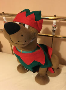 Large 'Elf' Scooby Doo