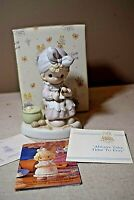 Precious Moments Always Take Time to Pray 1995 Members Only Figure w/Box PM952