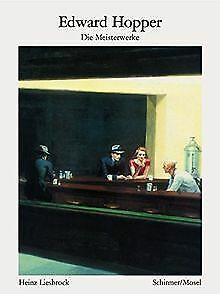 Edward Hopper: Die Meisterwerke   Buch   Zustand gut