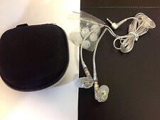 IEM Musicians Single Driver Earphones/Headphones