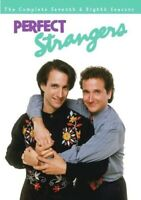 Perfect Strangers: The Complete Seventh & Eighth Seasons [New DVD] Box