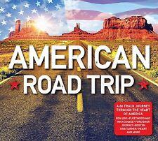 AMERICAN ROAD TRIP 3 CD SET VARIOUS ARTISTS - PRE RELEASE 4TH AUGUST 2017