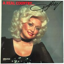 DOLLY PARTON A Real Country LP 1980