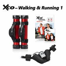 XCO Trainer Walking & Running Set 1 + Gürtel + DVD   Jogging Laufen NEU+OVP