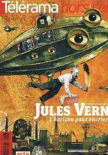 Telerama   Hors Serie Jules Vernes  :Jules Vernes L'horizon Pour Encrier