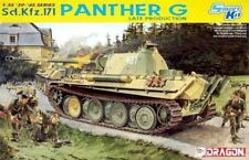 Dragon 6268 1/35 GERMAN Sd.Kfz.171 PANTHER G, LATE Smart Kit