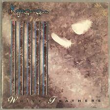 KAJAGOOGOO - White Feathers (Vinyl LP) EMI ST-17094