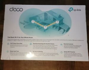 TP Link Deco M4 (3-Pack) Wi-Fi System