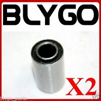 2X 12mm x 24mm x 42mm Shocker Absorber Swingarm Bushes PIT QUAD DIRT BIKE ATV