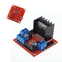 Dual H Bridge L298N DC Stepper Motor Driver Module Control Board for Arduino GH