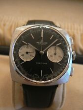 BREITLING PANDA TOP TIME  DIAL CHRONOGRAPH VALJOUX 7730 REF. 2007