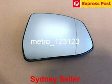 RIGHT DRIVER SIDE FORD MONDEO 2008 - 2015 MIRROR GLASS WITH HEATED BACK PLATE