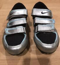 Nike ACG Womens Cycling Shoes Blue & Silver 37