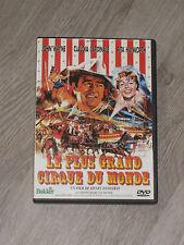 Wayne/Cardinale/Hayworth - LE PLUS GRAND CIRQUE DU MONDE - DVD